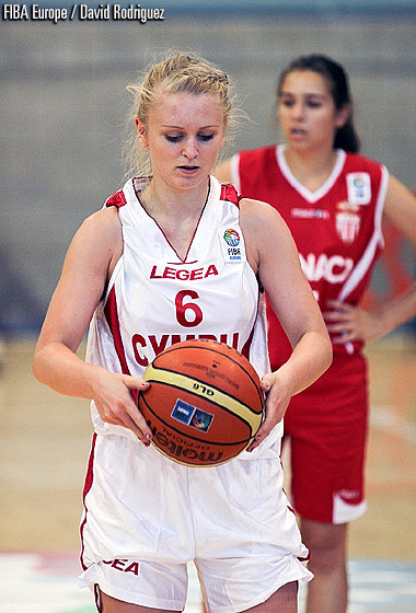 6. Chloe Richards (Wales)